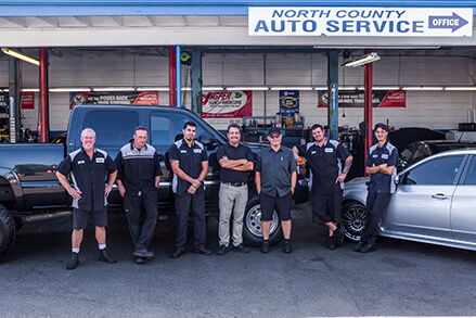 Our Team | North County Auto Service